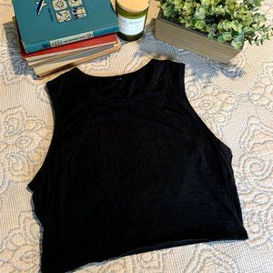 Lululemon Cropped Tank